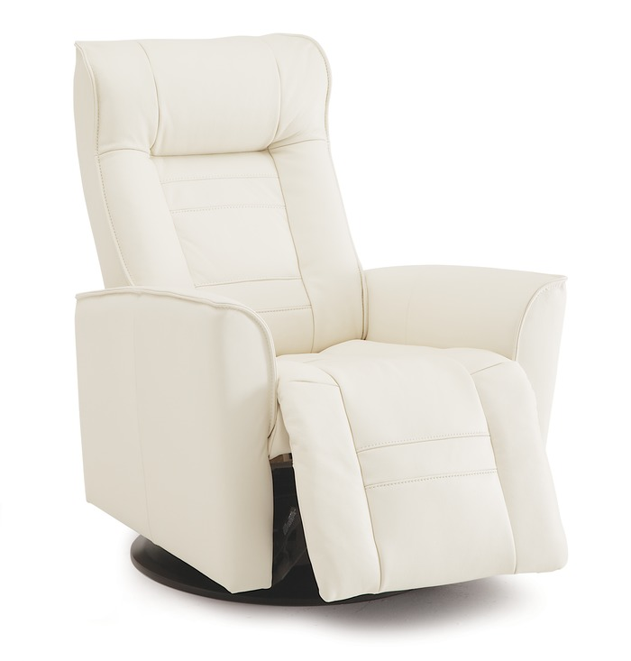 Glacier Swivel Recliner